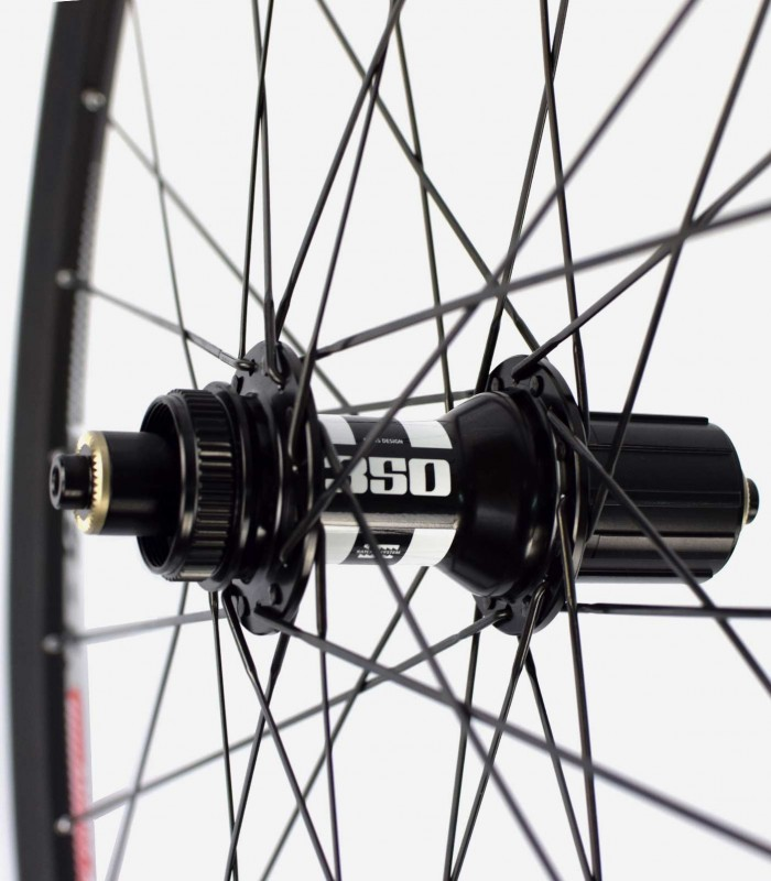 "Ruedas de Aluminio MTB 27.5 "": DT EX 471, DT Swiss 240 y Race"
