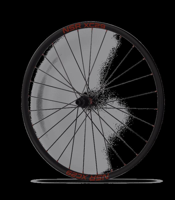 26 pulgadas: ZTR Arch EX, DT Swiss 240 y Race rueda trasera