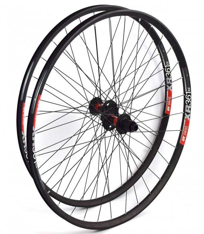 27.5 pulgadas: DT EX511, DT Swiss 350 y CX-Ray o D-Light