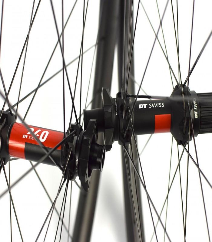 "Ruedas de Aluminio MTB 27.5 "": DT EX 511, DT Swiss 240 y Race"