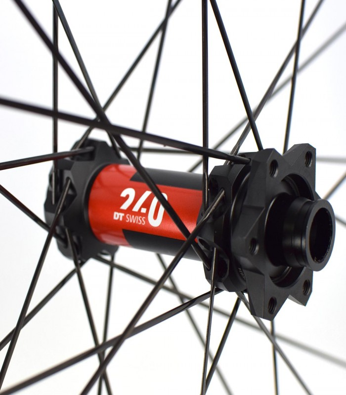 27.5 pulgadas: DT EX 511, DT Swiss 240 y CX-Ray o D-Light rueda trasera