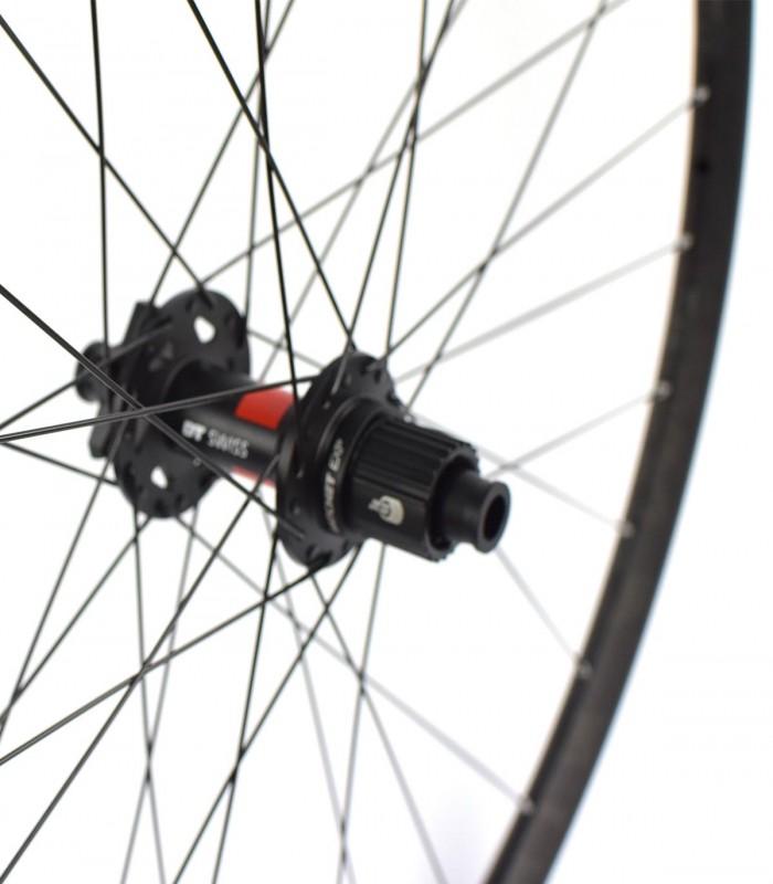27.5 pulgadas: DT EX 511, Hope Pro 4 y Race rueda trasera