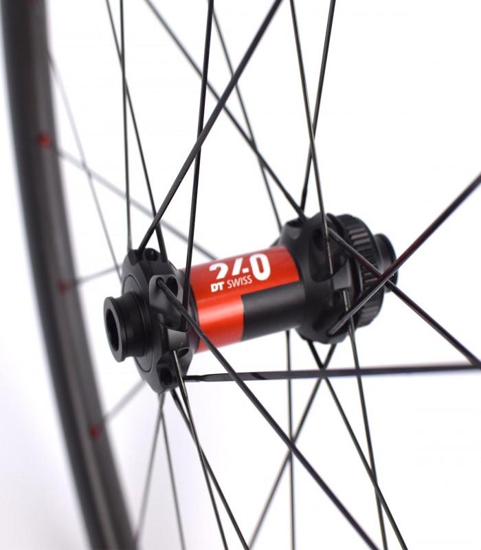29 pulgadas carbono: NSR AM29, DT Swiss 350 y CX-Ray juego de ruedas
