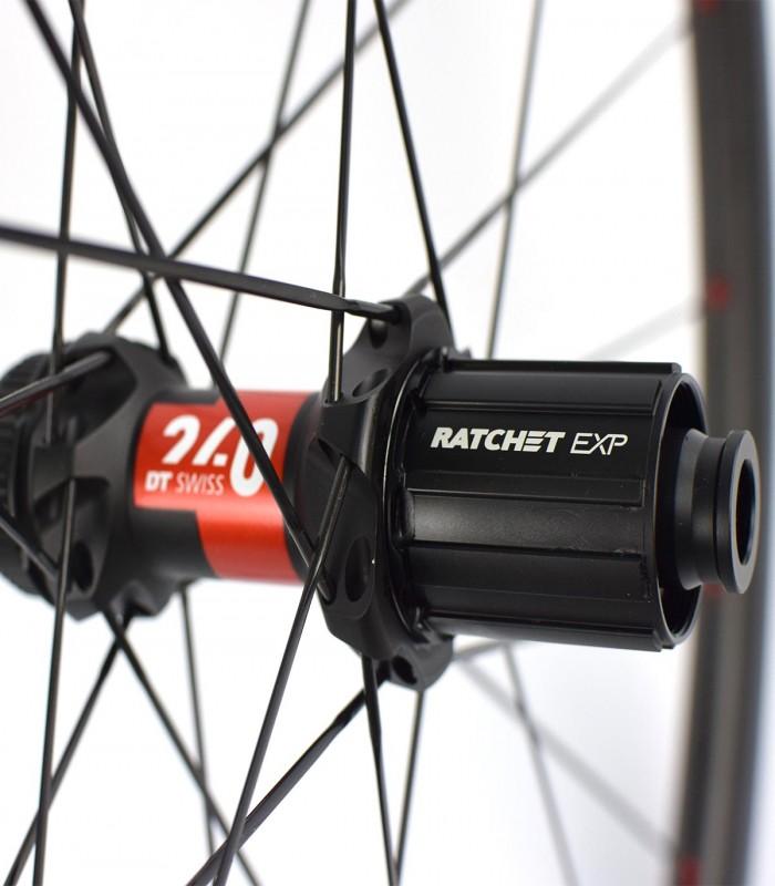 29 pulgadas carbono: NSR AM29, DT Swiss 350 y Sprint juego de ruedas