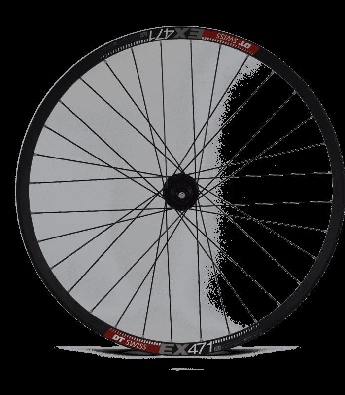 26 pulgadas: ZTR Arch EX, Hope Pro 4 y CX-Ray o D-Light juego de ruedas