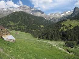Enduro en pleno Pirineo