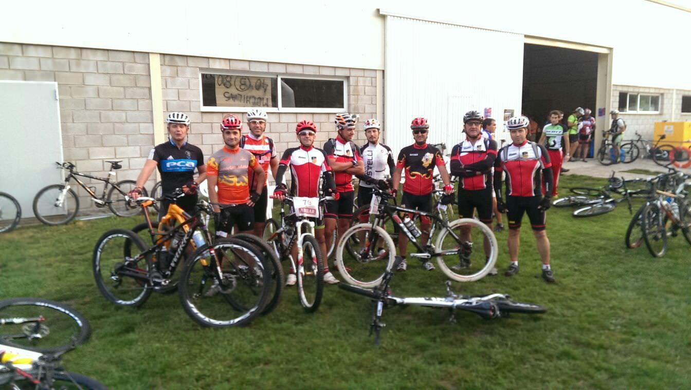 Bicicletas con ruedas MTB ligeras y robustas para mejorar en tus carreras.