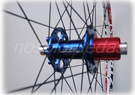 Montaje de ruedas a la carta de nosoloruedas
