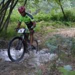 David García del Nosoloruedas Bike Team en la II Maratón BTT Ciudad de Tarazona