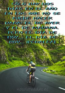 Mindfulness y Ciclismo