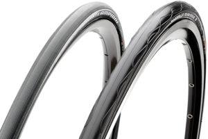Nosoloruedas te presenta dos neumáticos para ruedas de bici de carretera.