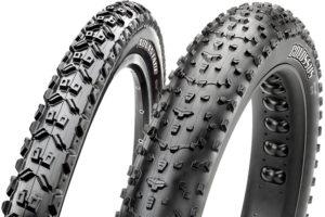 Nosoloruedas te muestra dos neumáticos para las ruedas ligeras de calidad profesional de tu bici mtb con distinto TPI de la marca Maxxis.