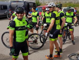 El Nosoloruedas Bike Team, un club numeroso y activo