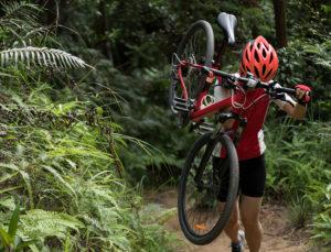 Nosoloruedas te recuerda que no sólo mueves el peso de tu bici sino también el tuyo al pedalear