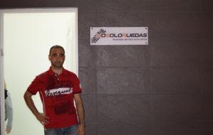 David García en Nosoloruedas.