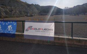 Nosoloruedas apoyando el ciclismo base en la Escuela de Ciclismo de Cuarte